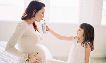 Αναψυκτικά στην εγκυμοσύνη: Αντισταθείτε!