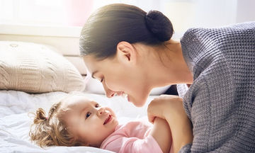 Δείξτε την αγάπη σας στο παιδί σας κρατώντας ανοιχτή επικοινωνία