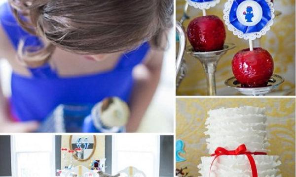 Απίθανες ιδέες για παιδικά πάρτυ