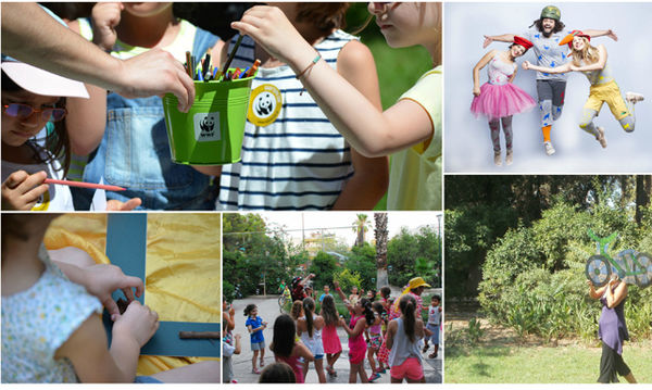 Η καλοκαιρινή απόδραση των παιδιών ξεκινάει στον Εθνικό Κήπο!