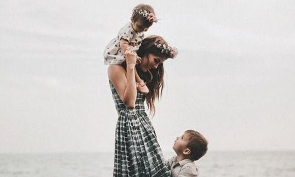 Τα έξι σημαντικά πράγματα που έμαθα για τον εαυτό μου από τα παιδιά μου