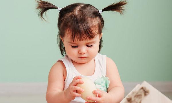 Πότε μπορεί να φάει ένα μωρό αυγό και φιστίκι;