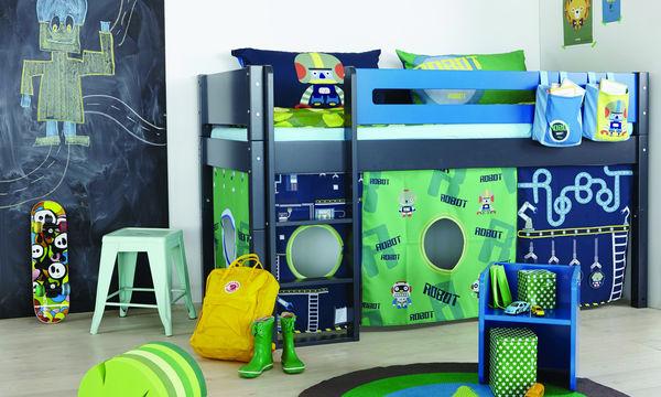 Το  entos  φέρνει στην Ελλάδα το Mojo, το νέο πολυμορφικό σύστημα κρεβατιού για παιδιά