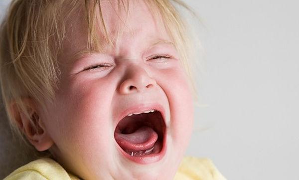 Κλάμα μωρού από υπερβολική κούραση: Πώς το ηρεμούμε;