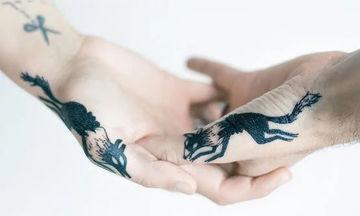 Βρήκαμε 20 υπέροχα τατουάζ για ζευγάρια. Διαλέξτε το αγαπημένο σας!