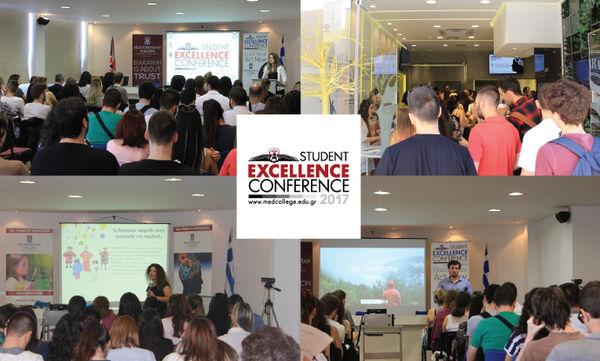 Mediterranean College: Όλα όσα έγιναν στο 5ο Διεπιστημονικό Φοιτητικό Συνέδριο