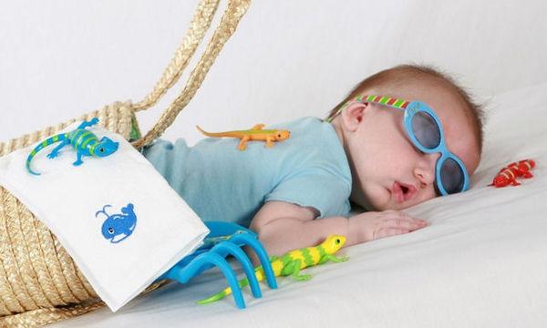 Τι να προσέξετε με το μωρό σας τις ημέρες του καύσωνα