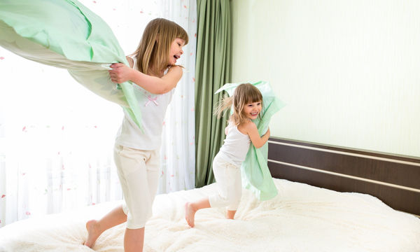 Ο πραγματικός λόγος που τα παιδιά συμπεριφέρονται 800% χειρότερα όταν είναι η μαμά μαζί τους