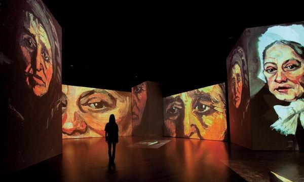 """Η μεγάλη έκθεση """"Van Gogh Alive"""" έρχεται στην Αθήνα!"""