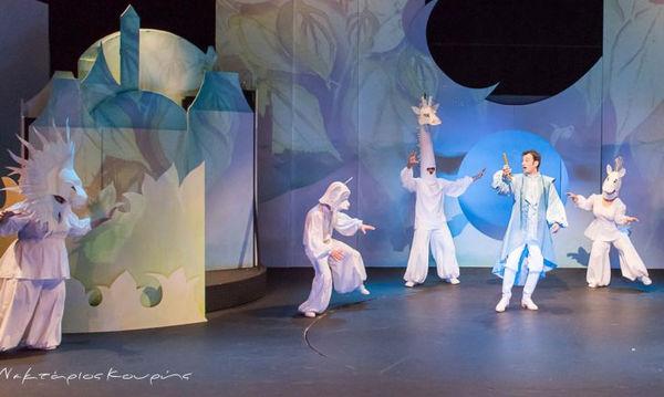 «Ο μαγικός αυλός» στο Δημοτικό Κηποθέατρο Νίκαιας