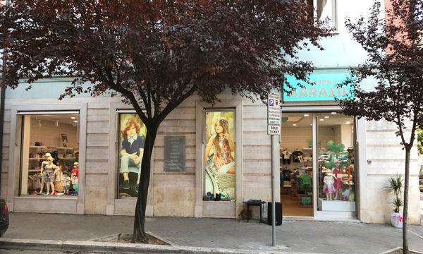 Η MAISON MARASIL επεκτείνεται και ανοίγει νέο κατάστημα παιδικών ρούχων στην Ιταλία!
