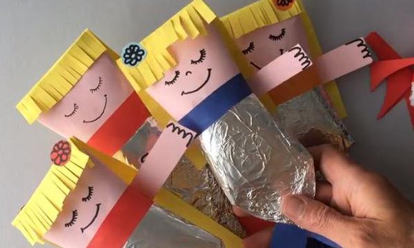DIY: Φτιάξτε τις πιο χαριτωμένες μικρές γοργόνες