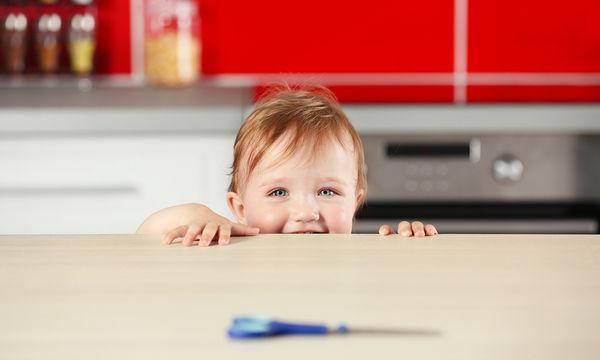 Κινδύνους που κρύβει το σπίτι για ένα παιδί και ενδεχομένως δεν πάει το μυαλό μας