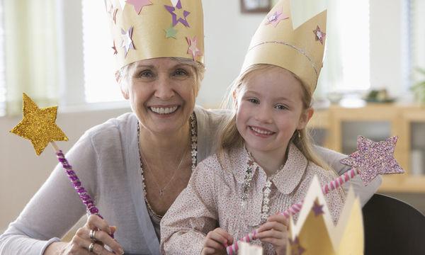 Ο παππούς και η γιαγιά κακομαθαίνουν τα παιδιά μας;