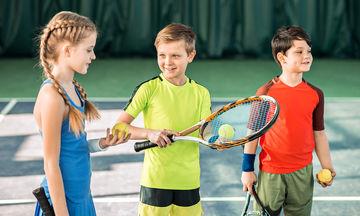 Τένις: Τι προσφέρει σε ένα παιδί και γιατί να το επιλέξετε