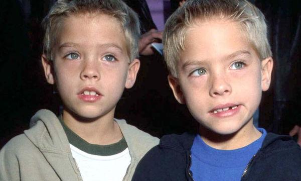 Θυμάστε τα δίδυμα Sprouse; Δείτε πώς είναι σήμερα τα παιδιά – θαύματα του Χόλιγουντ