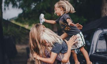 «Δεν θέλω άλλο μωρό, θέλω περισσότερο χρόνο με τα παιδιά που ήδη έχω»