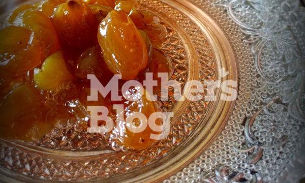 Μαμαδίστικο γλυκό σταφύλι