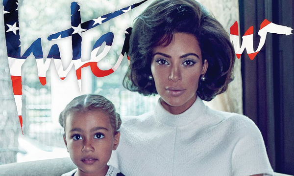 Kim Kardashian: Φωτογραφήθηκε με τη North ως Jackie Kennedy (pics)