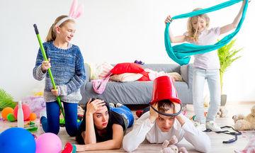 Οδηγός ψυχικής επιβίωσης για κουρασμένους γονείς