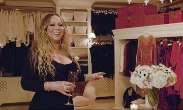 Η ντουλάπα της Mariah Carey είναι ίση με ένα οροφοδιαμέρισμα - Δείτε την με δική σας ευθύνη (vid)