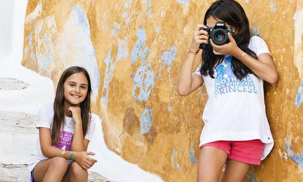 #DreamBigPrincess: Η συνεργασία της Disney με τη φωτογράφο Calliope - Δείτε τις κούκλες κόρες της
