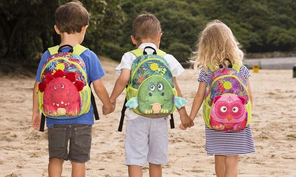 Ετοιμάστε την τσάντα για τον παιδικό  σταθμό - Λίστα με όσα πρέπει να περιέχει