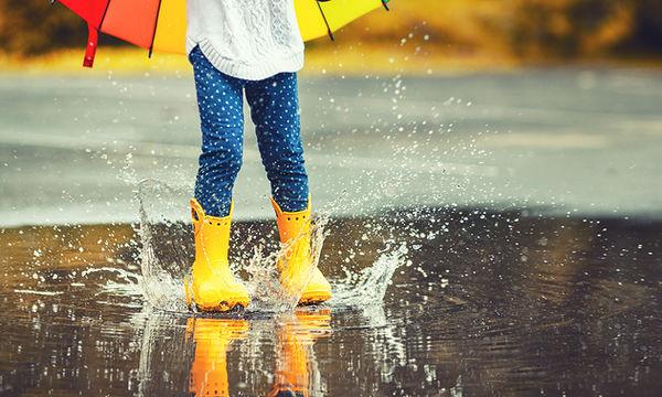 Χειροτεχνίες και κατασκευές για μια βροχερή ημέρα