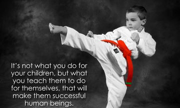 Πώς να διαλέξεις σχολή πολεμικών τεχνών για το παιδί σου