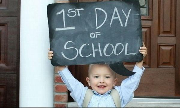 Πρώτη μέρα στο σχολείο: 7 tips για να είναι υπέροχη για το παιδί και εσάς