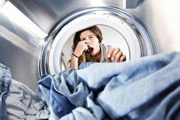 Το πλυντήριο ρούχων μυρίζει άσχημα; Ιδού η λύση για να ευωδιάζει