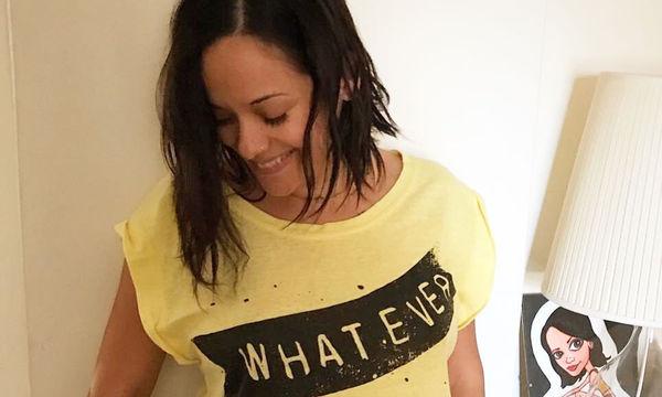 Τα συγκινητικά λόγια της Τσάβαλου για την εγκυμοσύνη και τα σχόλια των διάσημων φίλων της