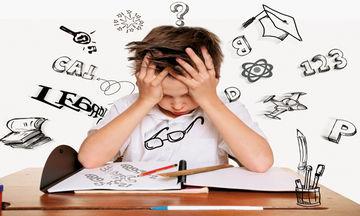 Μαθησιακές δυσκολίες: Ποιες είναι οι πιο κοινές ενδείξεις;