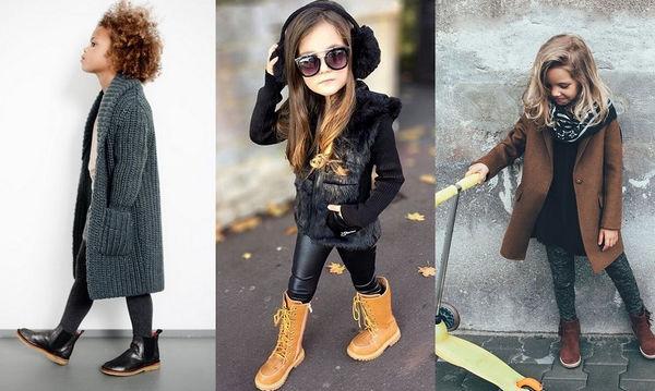 Μποτάκια για το πιο όμορφο Φθινοπωρινό back to school look κοριτσιών