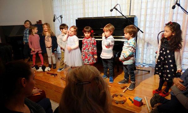 Χαλκηδόνιο Ωδείο: Το πρότυπο μουσικό εκπαιδευτήριο για μικρούς επίδοξους μουσικούς