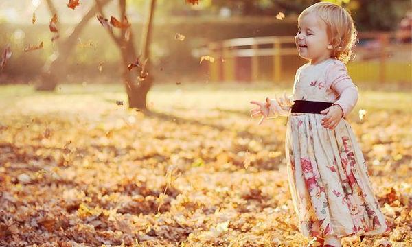 Τέσσερις υπέροχοι λόγοι για να βαφτίσετε το παιδί σας Φθινόπωρο