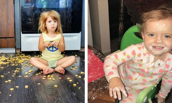 Όταν τα μικρά παιδιά κάνουν τα πάντα για να σε φτάσουν στα όριά σου - 20 φωτογραφίες το αποδεικνύουν