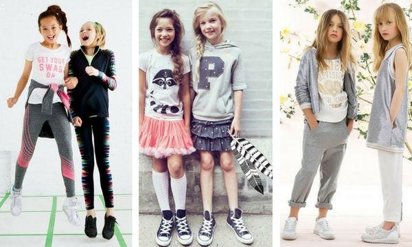 Φθινοπωρινά ρούχα για κορίτσια: Τι μπορούν να φοράνε καθημερινά