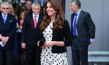 Γιατί η Δούκισσα Kate, υποφέρει για τρίτη φορά από υπερέμεση κύηση;