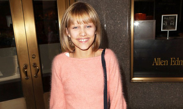 Grace VanderWaal: Η 13χρονη που με την υπέροχη φωνή της κέρδισε το America's Got Talent (vid)