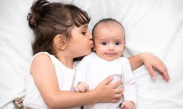 Προετοιμάστε το παιδί σας για τον ερχομό του νέου μωρού - Δέκα απλοί τρόποι