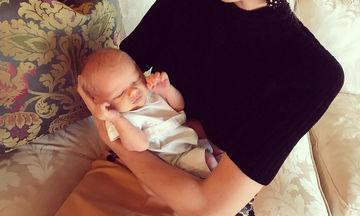 «Και στις 3 εγκυμοσύνες μου πέρασα επιλόχειο κατάθλιψη», η διάσημη μαμά εξομολογείται για πρώτη φορά