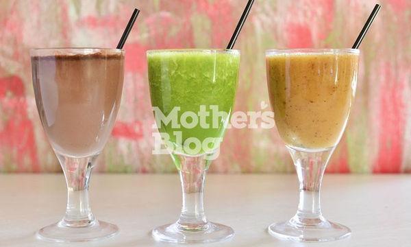 Ιδέες για υγιεινά και λαχταριστά smoothies από τον Γιώργο Γεράρδο