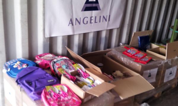 Η Angelini Pharma στηρίζει έμπρακτα τους σεισμόπληκτους της Λέσβου