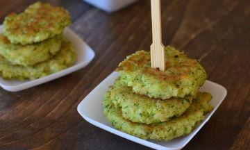 Λαχταριστά τυρένια μπροκολομπιφτεκάκια: Τα παιδιά σας θα λατρέψουν το μπρόκολο με αυτή τη συνταγή