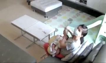 Το είδαμε και αυτό: 58χρονη νταντά πιάστηκε να πίνει το μητρικό γάλα του μωρού