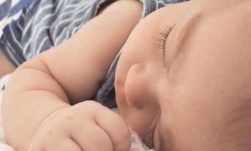 Η νέα φωτογραφία του γιου της 3 μήνες μετά τη γέννησή του που ξετρέλανε το διαδίκτυο. Μεγάλωσε πολύ!