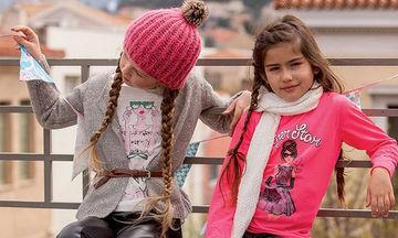 Η πιο cool κοριτσίστικη φόρμα για τις μικρές σας πριγκίπισσες με κόστος κάτω από 17 ευρώ