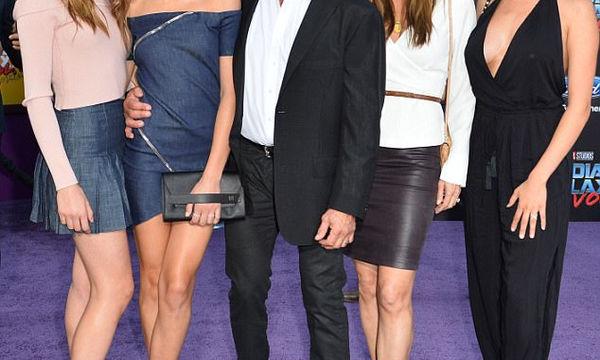 Sylvester Stallone: Οι κόρες του είναι κούκλες