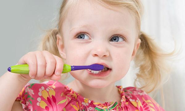 Πότε είναι αποτελεσματική η παιδική οδοντόκρεμα;